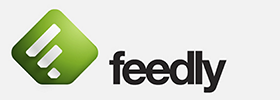 Atópame en Feedly Feedly