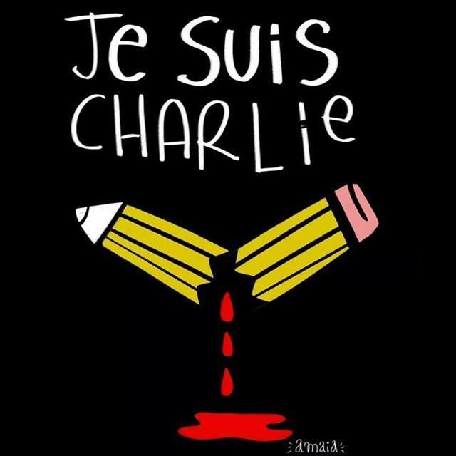 Algo farían.... Je suis Charlie