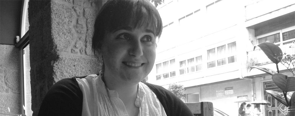 Raquel Pico é unha das creadoras do medio de tendencias Disquecool